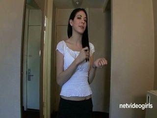 Netvideogirls - amy calendar auditie