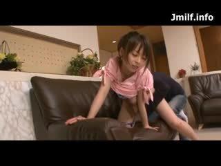 brunetta, giapponese, becco