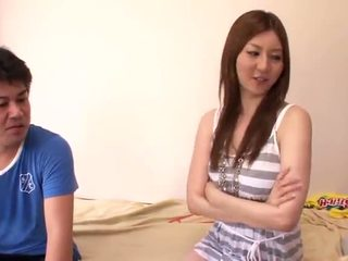 Sleaze Yui Tatsumi Cooks Up Passionate Insane Explicit Nearby Her Mate