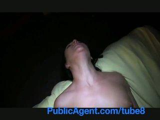 Publicagent natali blue ögon blyg flicka has multiple orgasms