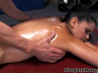 големи цици, масаж, hd порно