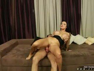 Lustful putas aletta ocean deserves o warmth de dela prize depois a foder