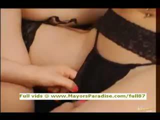 Maria And Yuka Osawa Innocent Asian Girls Licking And