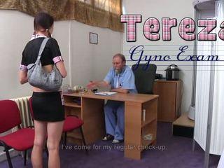 Tereza gyno สอบ