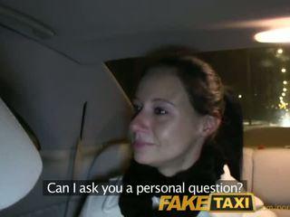 Faketaxi enza fucks 私に 上の camera へ 与える へ 彼女の ex - ポルノの ビデオ 111