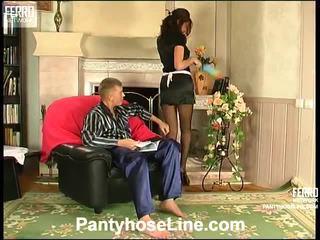 Scènes van elsie, susanna, robin door panty lijn