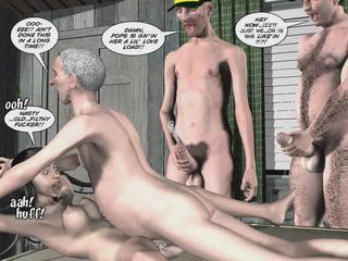 ทรีดี การ์ตูน chaperone episode 2