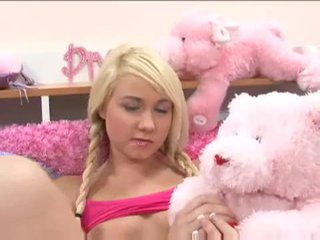Ljubko blondinke najstnice alexa skye gets to na s a potrebni dude video