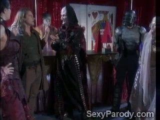Stormy is een ruimte nymphomaniac in spacenuts xxx parodie