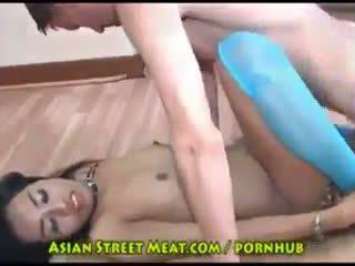 Personality altering dangerous aziatisch vriendin