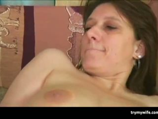 Big Titted Housewife Caught Cheating On Tape