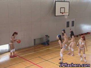 Kosárlabda játékos lány fasz