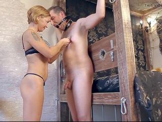 femdom, slaves, whipping