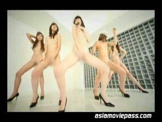 그룹 섹스, 아시아 섹스, 일본어 사까시