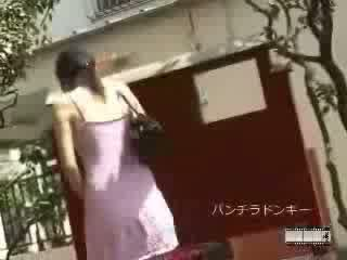 Japanese Sharking For Pubic Hair Video
