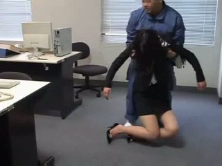 Officelady used バイ janitor