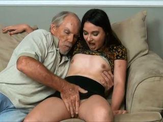 Amy faye - aš did a labai senas vyras ir tėtis beveik prigautas mums