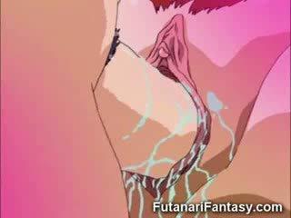 Manga trans plan a trois!
