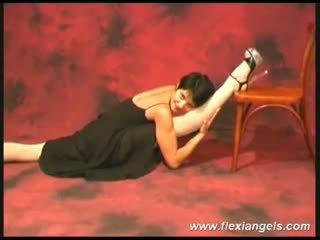 年轻 芭蕾舞女演员 aida