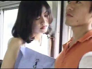 japanilainen, sukupuoli, juna