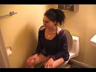 all girl, see toilet scene, full turkish posted