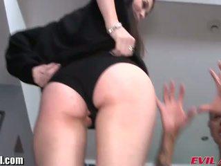 brunette, toys, big tits