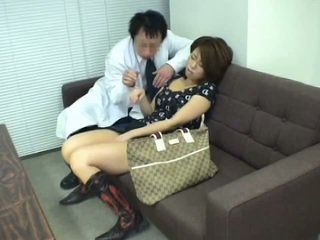 Young office lady hypnosis sex