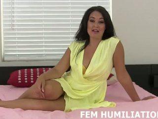 humilhação, femdom, bdsm