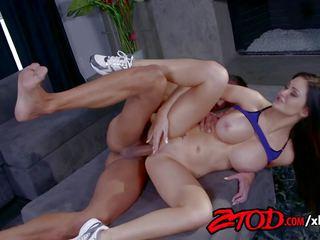 Kendall karson stacked a packed, volný porno c3
