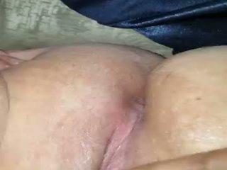 My girl Rica pussy play