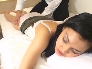 Maria ozawa massaged לאחר מכן מזוין