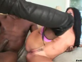 India summers mieze got ripped ab mit 10 pounder und dildo