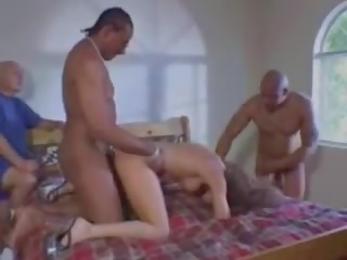 Husband Allow other Men to Fuck His Wife in Casting.