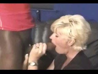 blondynki, wielkie cycki, interracial