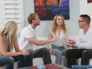 sen grup seks, büyük oral seks görmek, bebek büyük