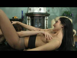 Cora agatha lezzy hose act