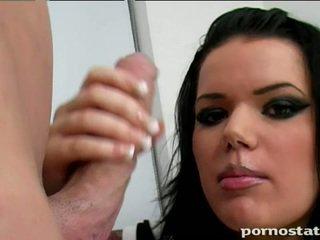 brunette, hardcore sex, dik