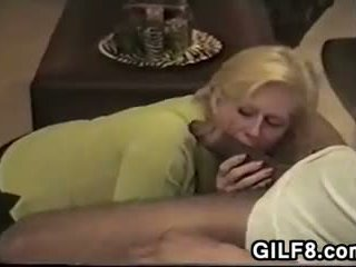 Granny Wants A Big Black Cock