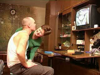 Mom Catches Son Watching Porno Russian