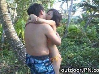 סקס הארדקור, סקס בחוץ, מציצה