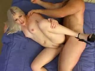 Cumshot compilation of Beautiful Adorable Blonde babe with old man