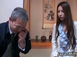 Anri suzuki nadržený excentrický asijské matka part1