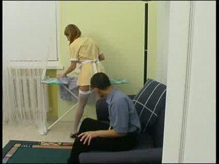 رئيس قسري خادمة إلى اللعنة شاق فيديو