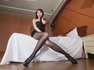 Azjatyckie dziewczyny - non porno photo session