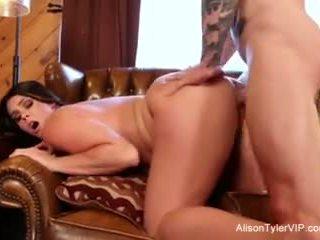 fresh tits fun, hq brunette, fucking most