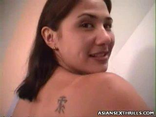 Aziatike përmbledhje nga orjentale porno thrills