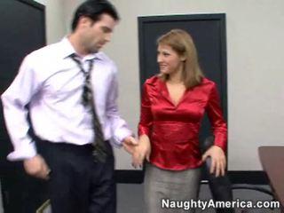 hardcore sex, office sex, no aizmugures