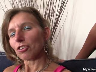 Daughter watches her eje and bf shagging
