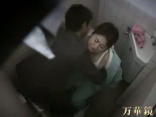 Giapponese dottore beccato scopata suo paziente video