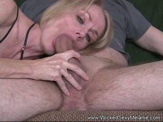 Połykanie the sperma praca: darmowe niegodziwy seksowne melanie porno wideo 4a